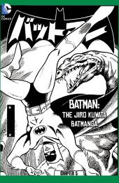 Batman: The Jiro Kuwata Batmanga (2014-) #39