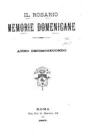 Il Rosario: Volume 12