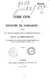 Code civil du royaume de Sardaigne