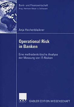 Operational Risk in Banken PDF
