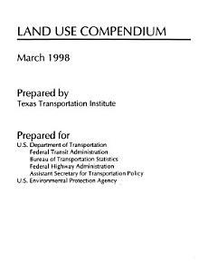 Land Use Compendium PDF
