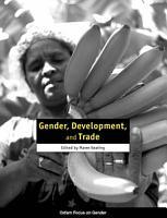 Gender  Development  and Trade PDF