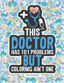 Doctor Adult Coloring Book