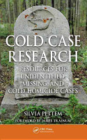Cold Case Research Resources for Unidentified  Missing  and Cold Homicide Cases PDF