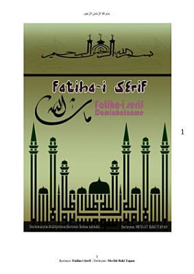Kerimce  Fatiha i   erif PDF
