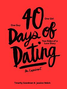 40 Days of Dating Book