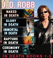 J  D  Robb In Death Collection PDF