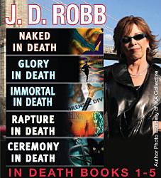 J D Robb In Death Collection Book PDF
