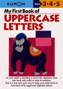 My First Book of Uppercase Letters Book