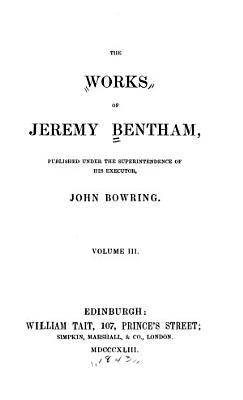The Works of Jeremy Bentham PDF