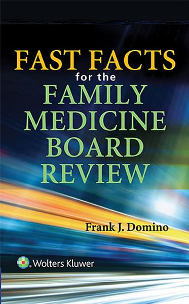 Fast Facts for the Family Medicine Board Review PDF