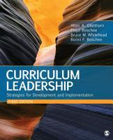Curriculum Leadership PDF