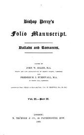 Ballads and Romances: Volume 2, Part 2