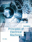 Principles of Electric Machines and Power Electronics PDF