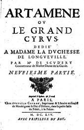 Artamène ou le Grand Cyrus: Volume9