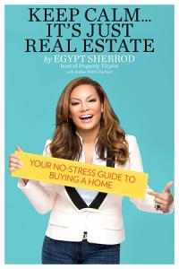 Keep Calm       It s Just Real Estate Book