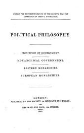 Political Philosophy: Volumes 1-2