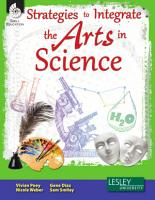 Strategies to Integrate the Arts in Science PDF