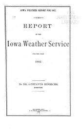 Iowa Weather Report ...