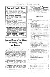 The Pennsylvania School Journal: Volume 70