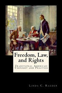 Freedom  Law  and Rights