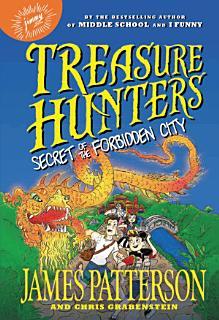 Treasure Hunters  Secret of the Forbidden City Book