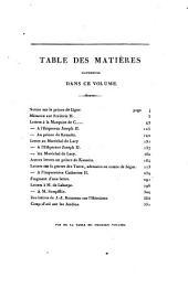 Mémoires et mélanges historiques et littéraires: Volume1