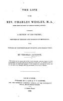 The Life of the Rev  Charles Wesley PDF