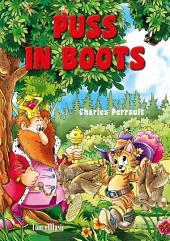 Puss in Boots: An Illustrated Classic Tale for Kids by Charles Perrault