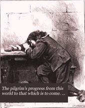 The pilgrim's progress from this world to that which is to come. With 100 illustr. by F. Barnard and others