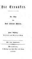 Die Etrusker PDF