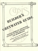Builder s Greywater Guide Book