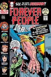 The Forever People (1971-) #9