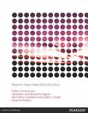 Public School Law: Pearson New International Edition