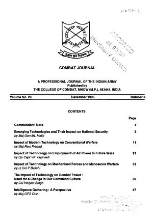 Combat Journal PDF