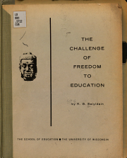 The Challenge of Freedom to Education PDF