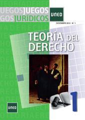 Juegos jurídicos. Teoría del derecho no 1. Diciembre 2012