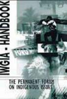 The Permanent Forum on Indigenous Issues PDF