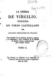 La Eneida de Virgilio: Volumen 2