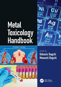 Metal Toxicology Handbook PDF