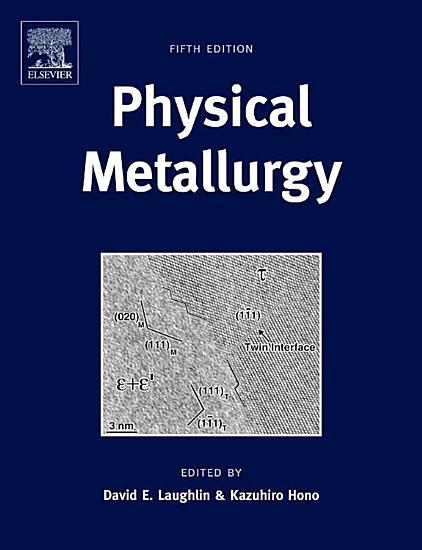 Physical Metallurgy PDF