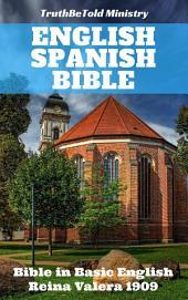 English Spanish Bible: Bible in Basic English - Reina Valera 1909
