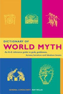 Dictionary of World Myth PDF