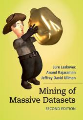 Mining of Massive Datasets: Edition 2