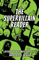 The Supervillain Reader PDF