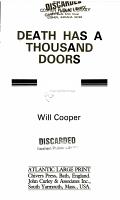Death Has a Thousand Doors PDF