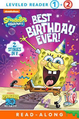 Best Birthday Ever   SpongeBob SquarePants