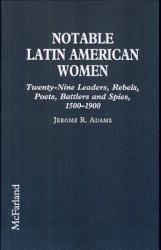 Notable Latin American Women Book PDF