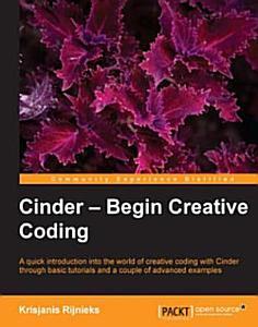 Cinder   Begin Creative Coding Book