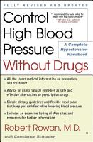 Control High Blood Pressure Without Drugs PDF